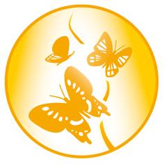 Ein Weg für die Schmetterlinge ins Licht