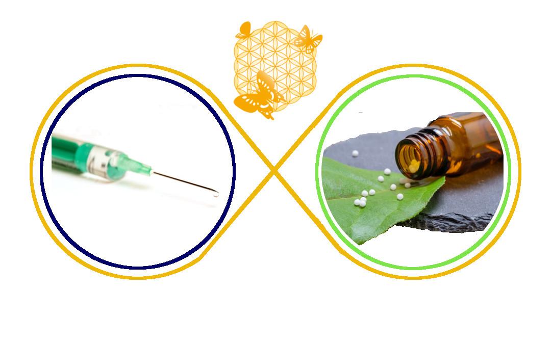 Was sind die Gemeinsamkeiten zwischen Homöopathie und Impfungen?
